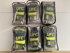 Rare UFC Official Ultimate Fighter Gloves Season 20 Womens S Purple MMA Belator