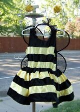 Authentic Kids Bumble Bee Girls Halloween Costume 4T + Children's Place Top 3T