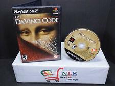 New listing Ps2 Game Da Vinci Code