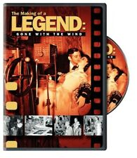 The Making of a Legend: Gone With the Wind (DVD) Moviemaking, Film Documentary
