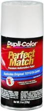 DupliColor Perfect BTY1556 Match Premium Toyota Automotive Paint, Super White II