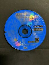 Resident Evil -- CODE: Veronica (Sega Dreamcast, 2000) Disc 2 Only Replacement