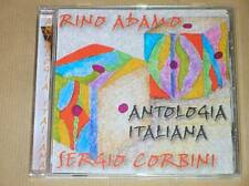 CD RARE / RINO ADAMO & SERGIO CORBINI / ANTOLOGIA ITALIANA / TRES BON ETAT