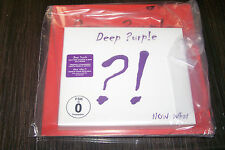 "Deep Purple - Hell To Pay 7"" limited to 500 # P 107 / 500 + Now What?! CD + DVD"