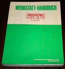 Werkstatthandbuch Daihatsu Applause, Stand 1989