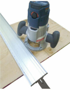 600mm Clamp And Cutting Edge Guide Woodworking Clamp Saw Cut ZIPGUIDE Straight