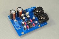 Assembled DIY HIFI DRV134PA dual-channel single-ended to balance board