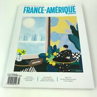 France-Amerique Mar 2020 French English Bilingual Magazine Piketty Beauvoir