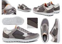 Scarpe da uomo Geox ERAST sneakers casual basse in tessuto da passeggio estive