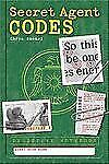 Detective Notebook: Secret Agent Codes by Sasaki, Chris