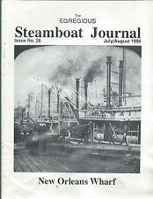 The Egregious Steamboat Journal Issue #26, July/August 1995