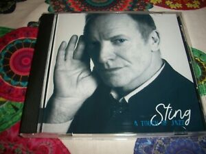 STING - A TOUCH OF JAZZ CD 2020