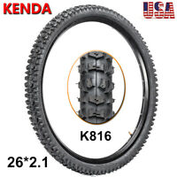 KENDA Tire K816 26*2.1 inch Cross Country Clincher Durable Mountain Bicycle Tyre