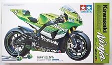 TAMIYA 1/12 Kawasaki Ninja ZX-RR MotoGP 2006 scale model kit #14109