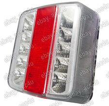 RING RCT445 SINGLE 12 V auto 5 funzioni E Approvato LED Lampada Luce Trattore per rimorchi