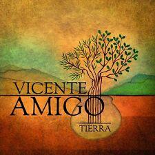 Vicente Amigo - Tierra ( CD - Album - Trifold Cardboard Sleeve )