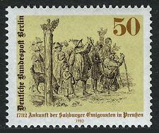 Germany-Berlin 9N473, MNH. Salzburg Emigration to Prussia, 250th anniv. 1982
