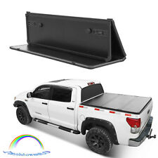 New 5ft Bed For 2016-2019 Toyota Tacoma Tonneau Cover Hard Tri-Fold Rear