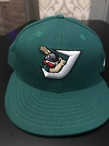 West Tenn Diamond Jaxx New Era 5950 Hat Cap Size 7 1/4 Made In USA