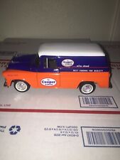 1957 Chevrolet Panel Delivery Die Cast Car Cooper Tires Collectible Bank