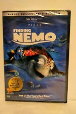 Finding Nemo (Dvd, 2003, 2-Disc Set) New Sealed Collector'S Edition