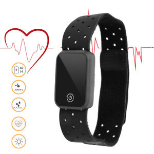 Bluetooth Heart Rate Monitor Arm Strap Smart ANT+ Fitness Sensor Outdoor