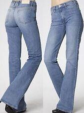 Acne Jeans L U V OKEY Womon 24 x 32 Denim Boot Cut Pants SEXY Lady Gift NEW $299