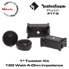 Rockford Fosgate Punch P1T-S Tweeter Kit auto Tweeters De 120 Watts