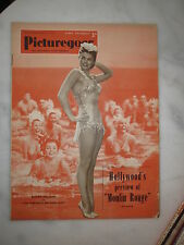 Picturegoer - 1953 24.1. Esther Williams the one-piece bathing Suit revista