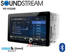 Soundstream VR-1032XB DVD 10.3 Inch LCD Stereo Sirius XM Ready and Bluetooth