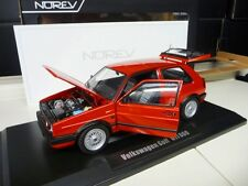 1:18 NOREV VW GOLF II 2 GTI G60 RED LIMITED EDITION NEW