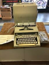 Vintage Hermes 3000 Complete Type Writter France Made