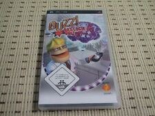 Buzz el lógica-Quiz para Sony PSP * embalaje original *