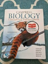 Campbell Biology : Concepts And Connections 9th Edition by Taylor, Simon..