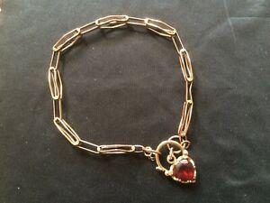 Rose Gold Bracelet 9 Carat