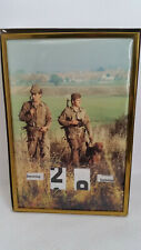 alter Dauerkalender DDR NVA Soldaten Grenztruppen Sammler Sehr selten!