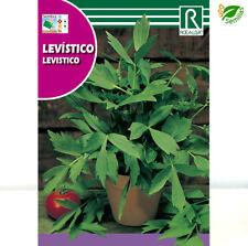 Levístico Apio de Montaña ( Levisticum officinale ) 1 gr / 280 semillas Leustean