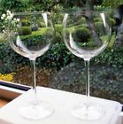 Gunther Lambert 2 Rotweingläser Burgunderglas Kelchgläser Glas 24,5 cm gemarkt