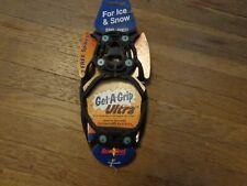 Get a Grip Ultra Sm-Med Ice Snow Traction Spikes Anti Slip Fishing Work Slush