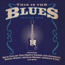 Harvey Mandel, The Pretty Things: This Is The Blues, Volume 4  Audio CD
