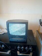 """Plata Samsung TI-14N3 Tv/Vhs Combo Monitor Crt 14"""" Color Y Video Juegos Retro"""