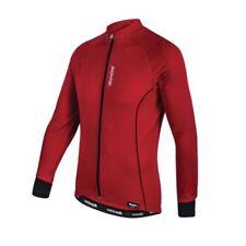 Abbiglimento sportivo da uomo rossi con manica lunga taglia XXXL