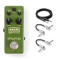 New MXR M281 Thump Bass Preamp Bass Guitar Effects Pedal