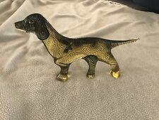 """Abraham Palatnik Dog Lucite Acrylic Op Art Sculpture 9x5.5"""""""