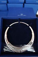 Swarovski Dare Torque Necklace Clear Authentic MIB 5145063