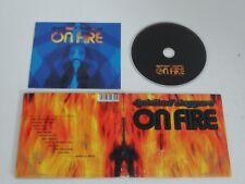 Spiritual Beggars / On Fire (Music For Nations CDMFNX280) CD Álbum