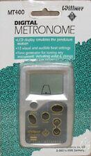 Métronome Wittner Mt400 - Chrome