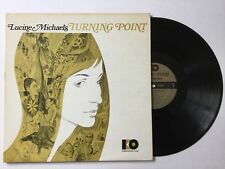 Lucine Michaels Turning Point vinyl Lp Koinonia [Female Psych] Mint Tested+bonus