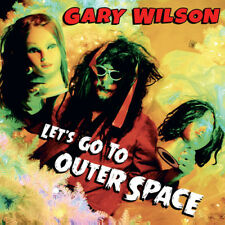 Gary Wilson - Let's Go To Outer Space [New CD]