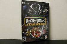 Angry Birds Star Wars  (PC, 2012) *Brand New in Factory Seal